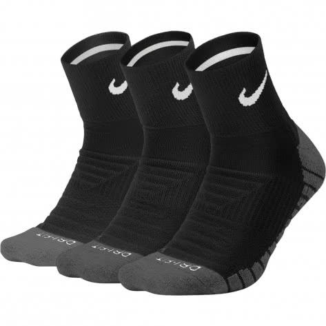 Nike Sportsocken Dry Cushion Quarter Training Sock (3 Pair) SX5549