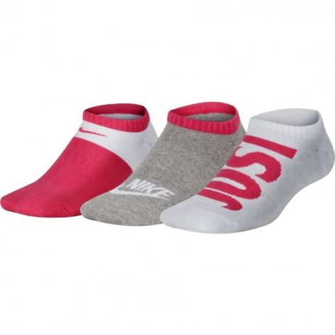 Nike Kinder Sportsocken Everyday Lightweight No-Show - HBR (3 Pairs) SX6838