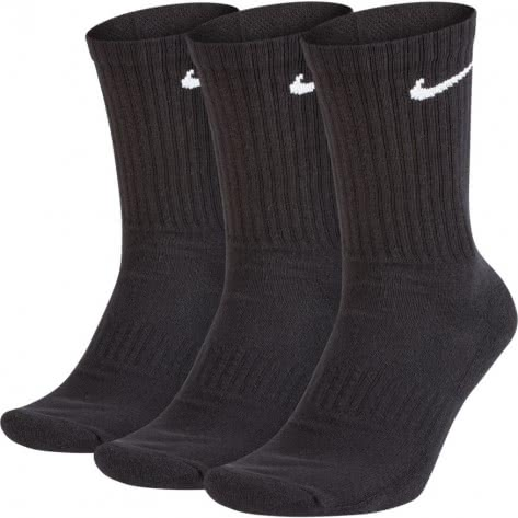 Nike Unisex Sportsocken Everyday Cushion Crew 3PR SX7664