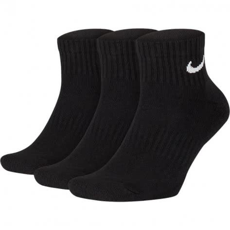 Nike Unisex Sportsocken Everyday Cushion Ankle 3PR SX7667