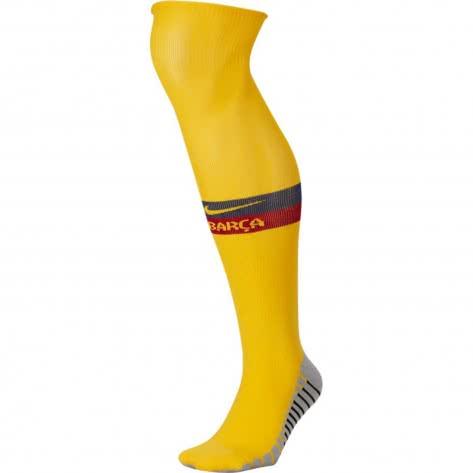 Nike FC Barcelona Away Stutzen Stadium 2019/2020 SX7925-726 42-46 Varsity Maize/Varsity Maize | 42-46