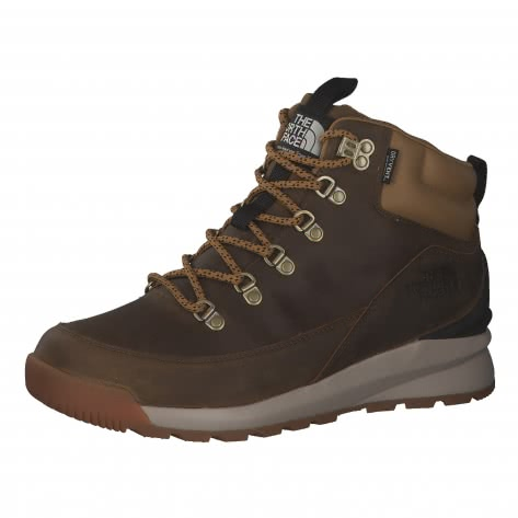 The North Face Herren Wanderstiefel Back-To-Berkeley Mid WP 4AZE