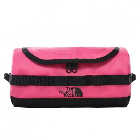 The North Face Kulturbeutel Base Camp Travel Canister ASTP-EV8 PINK/TNF BLACK | One size