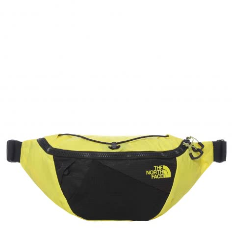 The North Face Bauchtasche LUMBNICAL - S 3S7Z-NX4 TNF LEMON/TNF BLACK | One Size