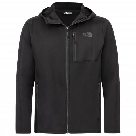 The North Face Herren Fleecejacke Canyonlands Hoodie 3SO5