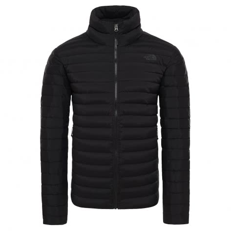 The North Face Herren Daunenjacke Stretch Down Jacket 3Y56-JK3 XXL TNF BLACK | XXL