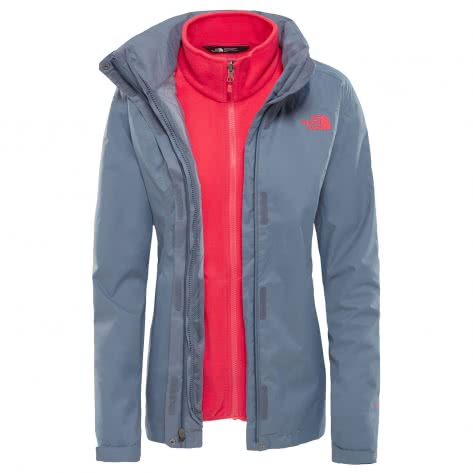 8f89a211463b31 The North Face Damen Jacke Evolve II Triclimate CG56 | cortexpower.de