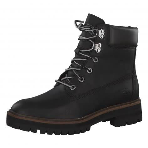 Timberland Damen Boots LONDON SQ 6IN 0A1RCH 37.5 Jet Black   37.5