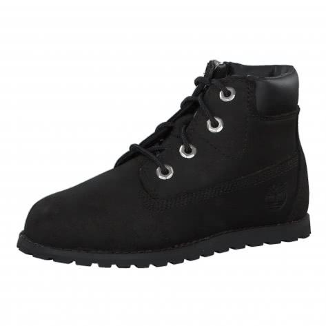 Timberland Kleinkinder Boots Pokey Pine 6 Inch Black Größe 22,23,24,30
