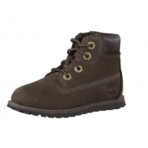 Timberland Kleinkinder Boots Pokey Pine 6 Inch Brown Größe 29