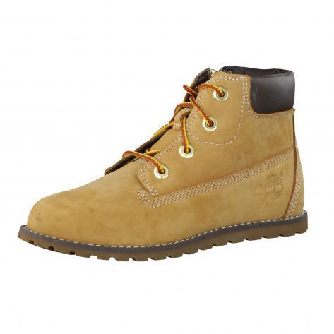 Timberland Kleinkinder Boots Pokey Pine 6 Inch WHEAT Größe 22,23,24,25,26,27,28,29,30