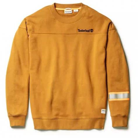 Timberland Herren Sweatshirt Workwear Crew Neck