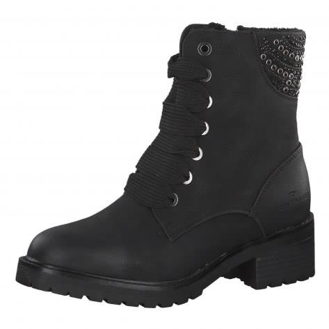 Tom Tailor Damen Stiefel 5891305-black 41 black   41