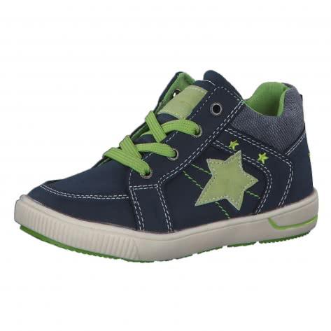 Tom Tailor Jungen Sneaker 6972502-Navy-Lime 20 Navy-Lime | 20