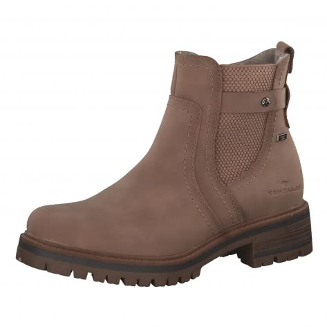 Tom Tailor Damen Chelsea Boots 7970502