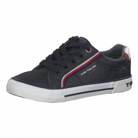 Tom Tailor Kinder Sneaker 8072903-Navy 32 Navy | 32