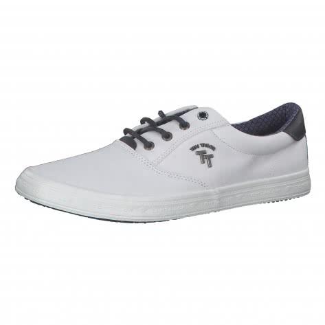 Tom Tailor Herren Sneaker  8081303 44 White | 44