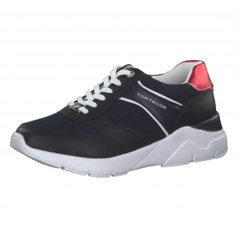Tom Tailor Damen Sneaker 8091707 41 Navy   41
