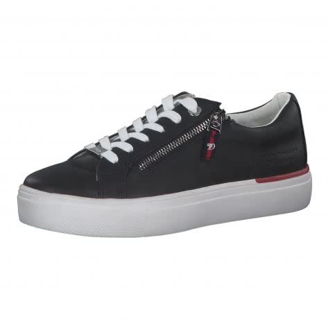 Tom Tailor Damen Sneaker 8096803-Navy 41 Navy   41