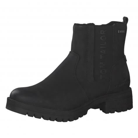 Tom Tailor Damen Chelsea Boots 9091009