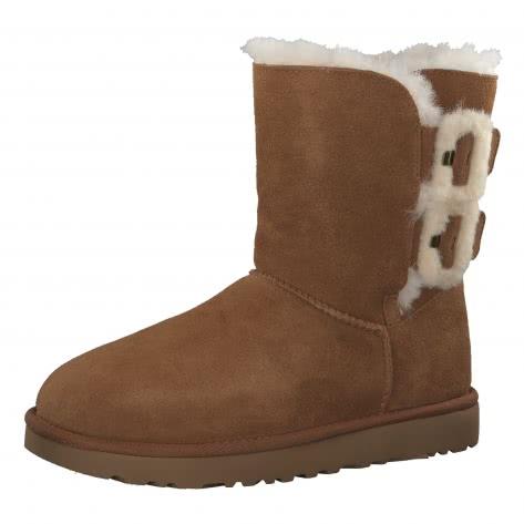 UGG Damen Boots Bailey Fluff Buckle 1104183