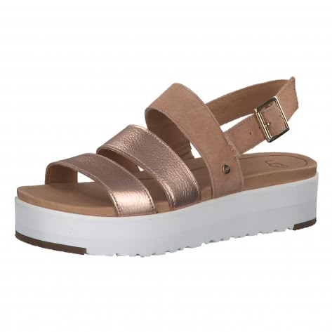 UGG Damen Sandale Braelynn Metallic 1102929