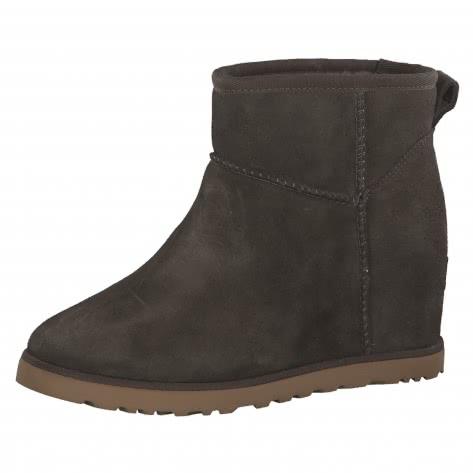 UGG Damen Mini Stiefel Classic Femme 1104609-SLA 37 SLATE | 37
