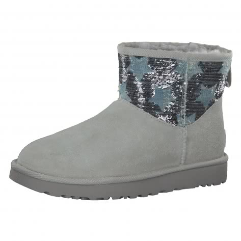 UGG Damen Boots Classic Mini Sequin Stars 1109441