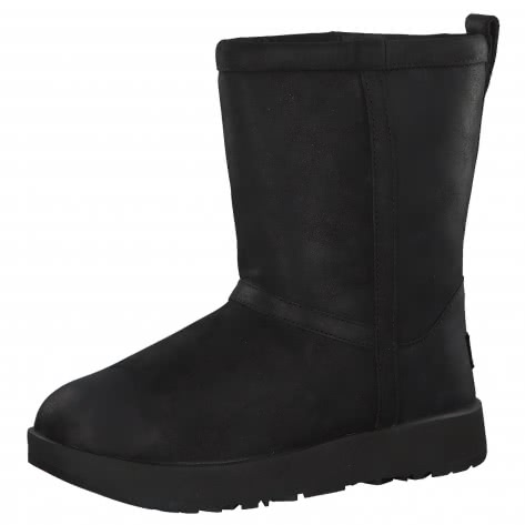 UGG Damen Boots Classic Short Leather Waterproof 1017509