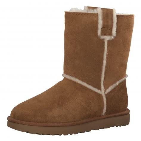 UGG Damen Boots Classic Short Spill Seam 1098078