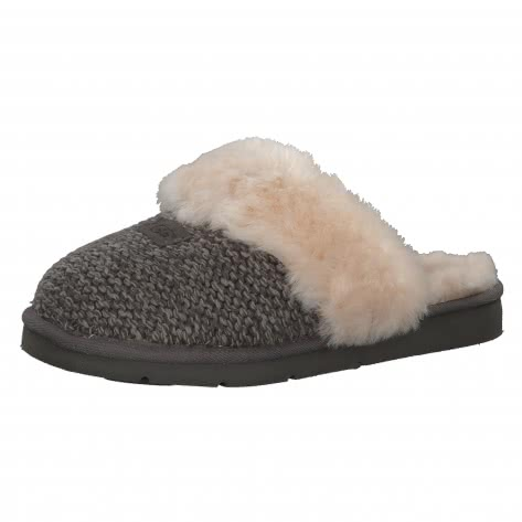 UGG Damen Hausschuhe Cozy Knit Slipper 1095116-CHRC 38 Charcoal | 38