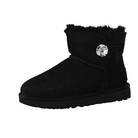 UGG Damen Boots Mini Bailey Button Bling 1016554