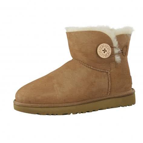 UGG Damen Boots Mini Bailey Button II 1016422