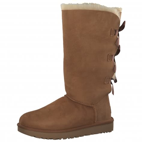 UGG Damen Boots Bailey Bow Tall II Classic 1016434-CHE 40 CHESTNUT | 40