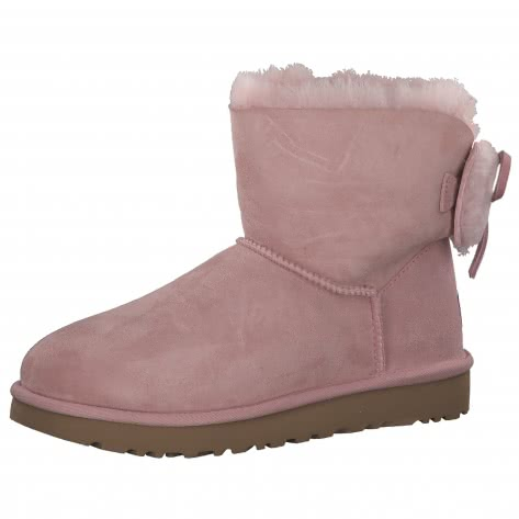 UGG Damen Boots Classic Double Bow Mini 1103652