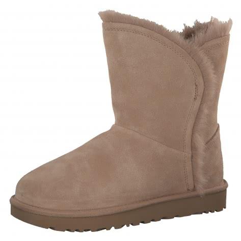 UGG Damen Boots Classic Short Fluff High-Low 1103746