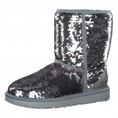 UGG Damen Boots Classic Short Sequin 1094982