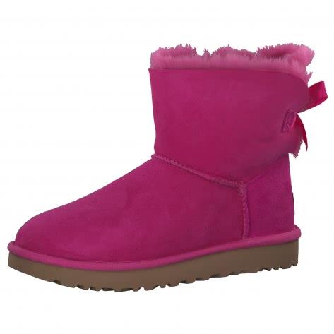 UGG Damen Boots Mini Bailey Bow II 1016501