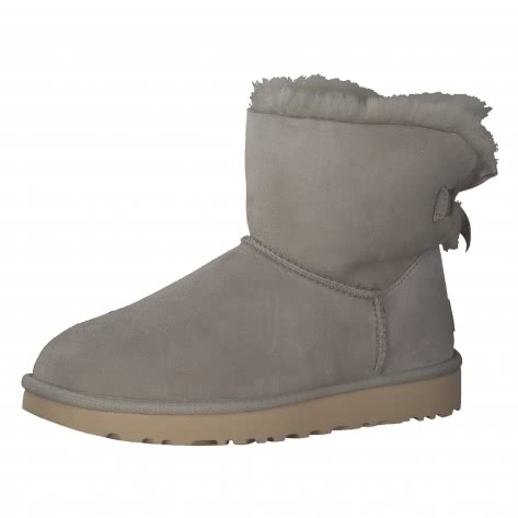 UGG Damen Boots Mini Bailey Bow II 1016501