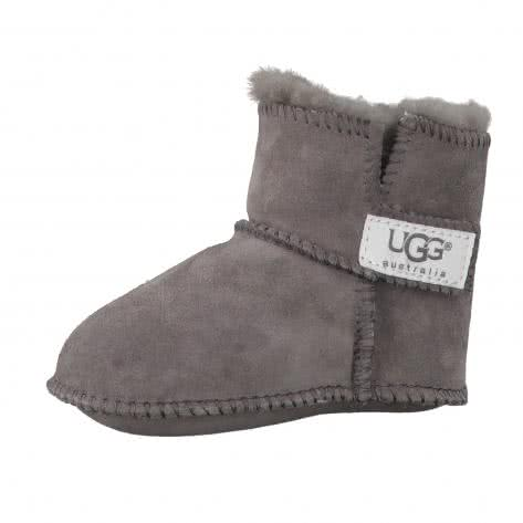 UGG Baby Boots Erin 5202 Charcoal Größe: M - 19/20 (12-18 Monate),S - 17/18 (6-12 Monate)