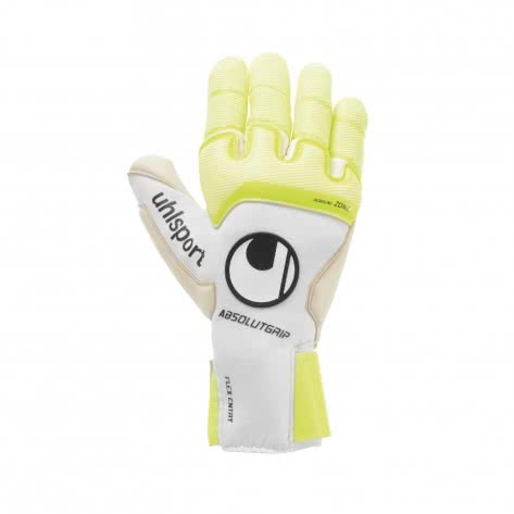 Uhlsport Herren Torwarthandschuhe Pure Alliance Absolutgrip Reflex
