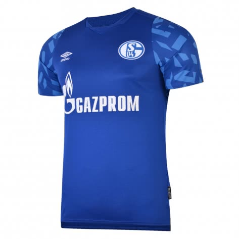 Umbro Kinder FC Schalke 04 Home Trikot 2019/20 90523U-KIT