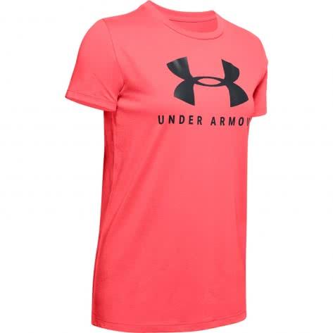 Under Armour Damen T-Shirt UA Sportstyle 1346844