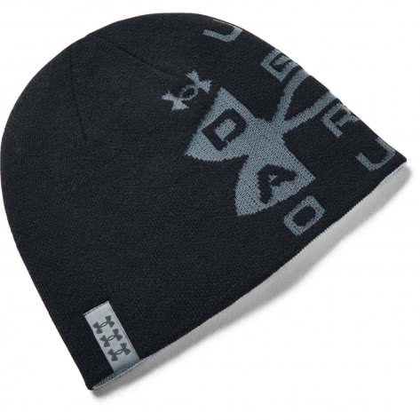 Under Armour Herren Mütze Billboard Reversible Beanie 1356709