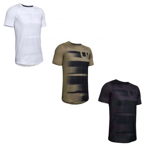 Under Armour Herren T-Shirt MK1 SS UA Sublimated 1345246