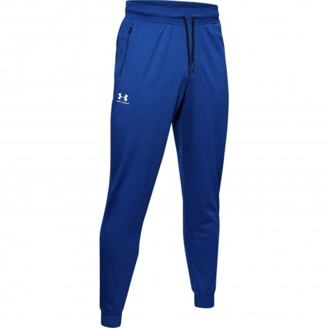 Under Armour Herren Jogginghose Sportstyle 1290261-449 XL American Blue/Onyx White | XL