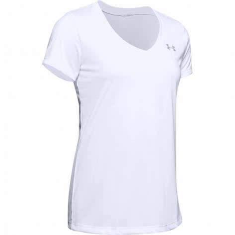 Under Armour Damen T-Shirt UA Tech SS Solid 1255839