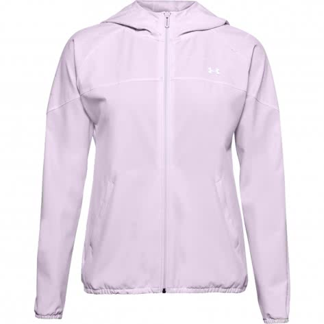 Under Armour Damen Trainingsjacke Woven Printed 1358229