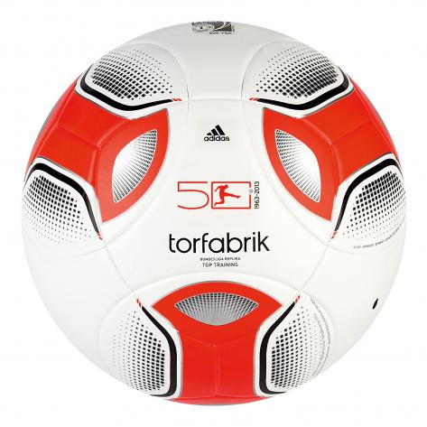 Adidas Fussball Torfabrik 2012 Top Training W44061 5 Weiss | 5