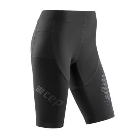 CEP Damen Laufshort run shorts 3.0 W8A1-5C XS black   XS